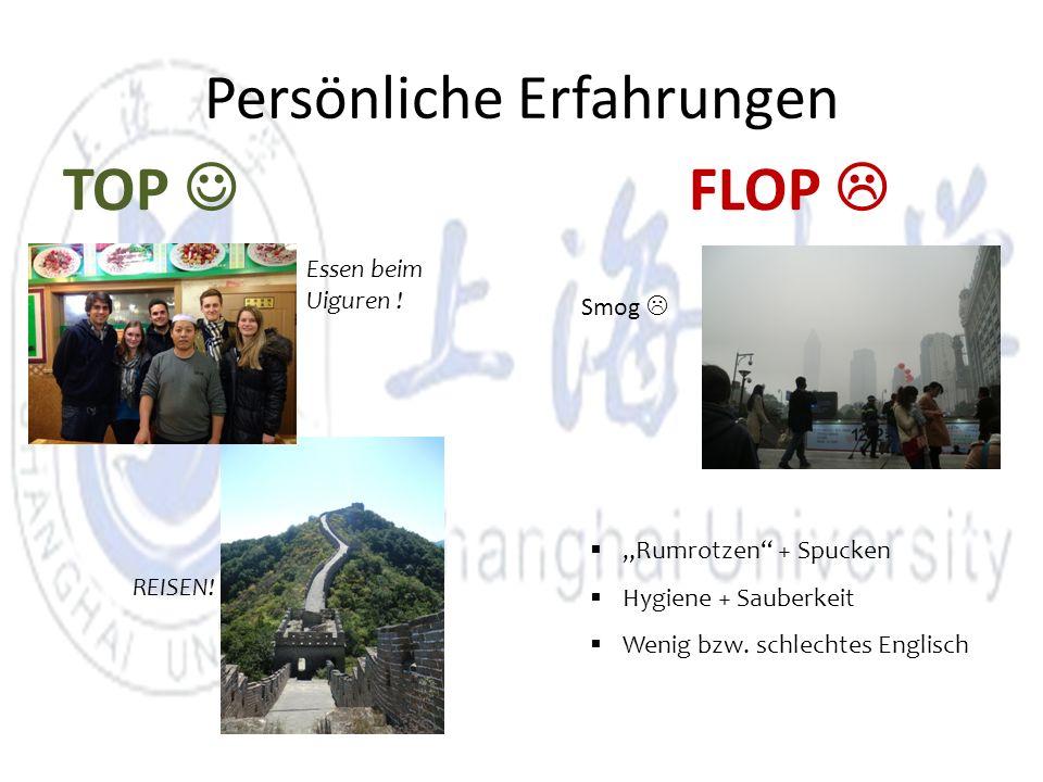 Persönliche Erfahrungen TOP FLOP Essen beim Uiguren .