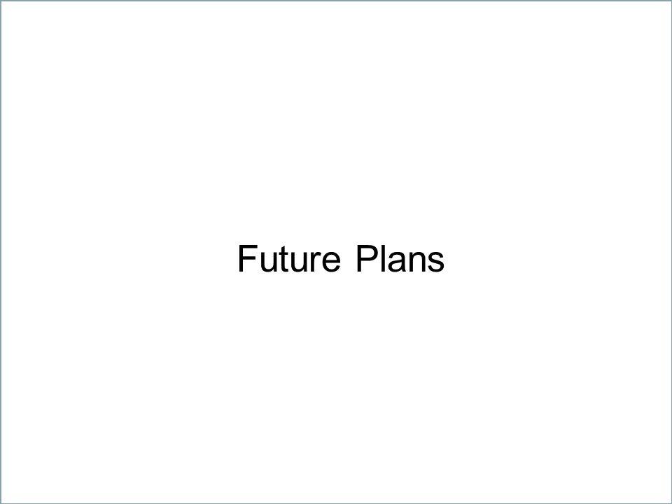 17 Geistes-, Natur-, Sozial- und Technikwissenschaften – gemeinsam unter einem Dach Future Plans
