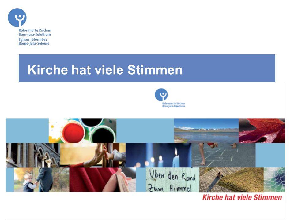 4.Juni 2013 Reformierte Kirchen Bern-Jura-Solothurn 2 Broschüre mit Auswahl von Zitaten aus ca.