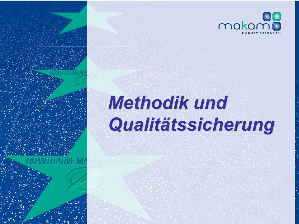 Auf Fakten setzen, auf Menschen zählen Konsumentenschutz März 2012 Auf Fakten setzen, auf Menschen zählen Seite 3 Methodik und Qualitätssicherung