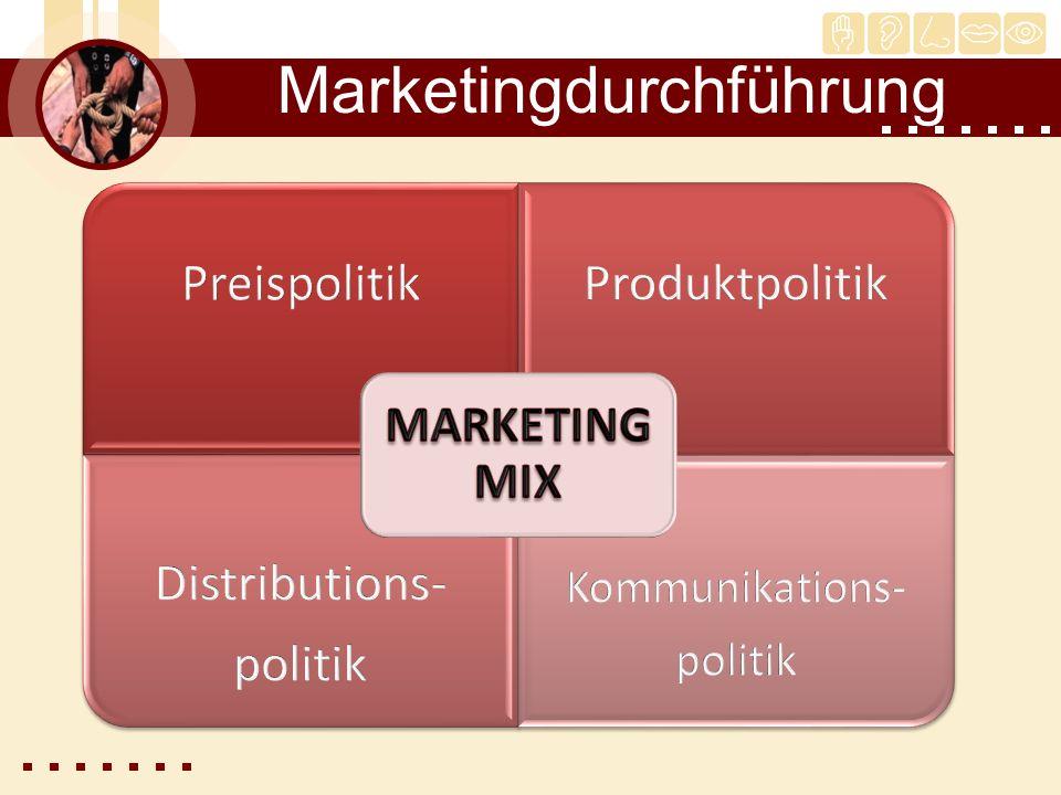 Marketingdurchführung