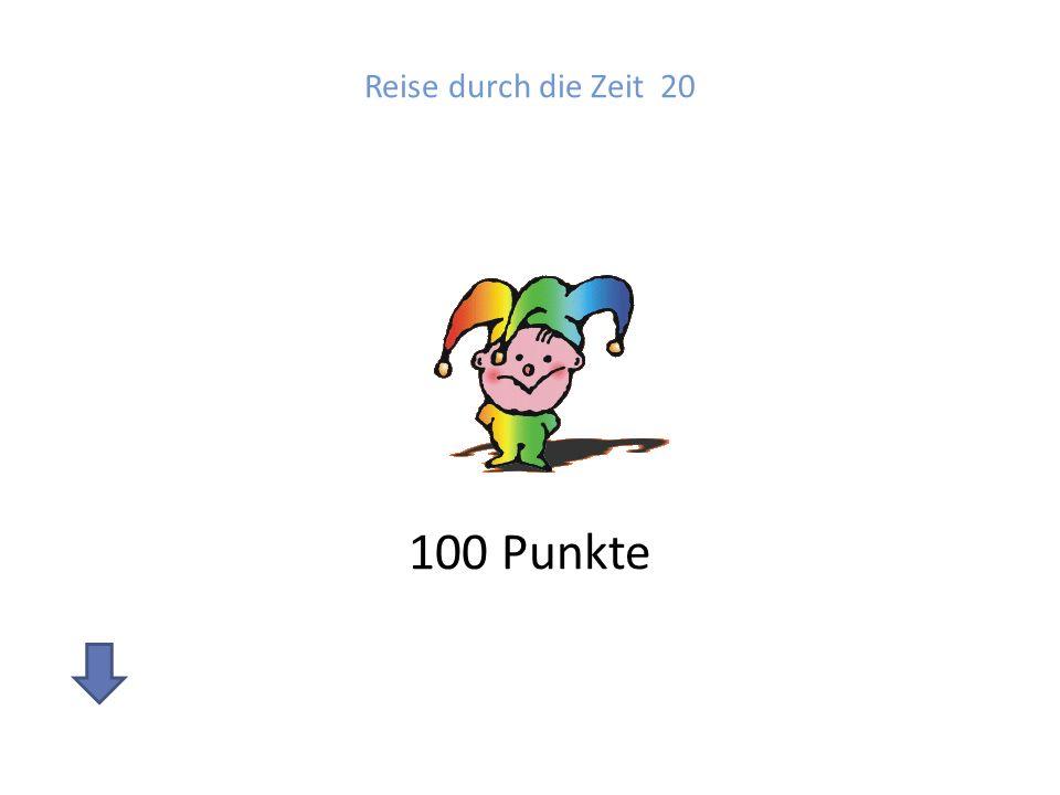 Das Alte Rom 20 100 Punkte