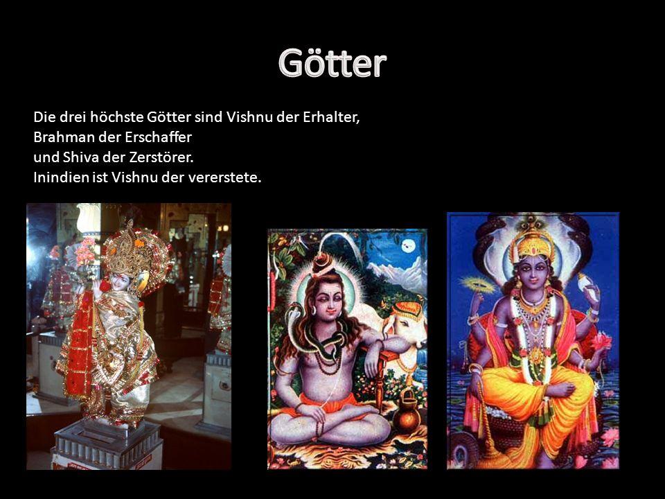 Glauben der Hinduisten