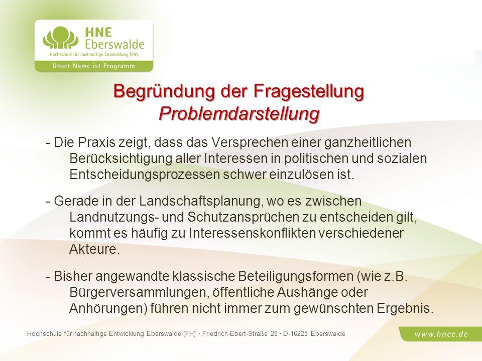 Projektteam Regionale Esskultur Brandenburg · HNE Eberswalde (FH) · Modul Projektplanung und -managementSeite 28 Hochschule für nachhaltige Entwicklun