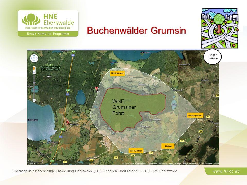 Projektteam Regionale Esskultur Brandenburg · HNE Eberswalde (FH) · Modul Projektplanung und -managementSeite 3 Hochschule für nachhaltige Entwicklung