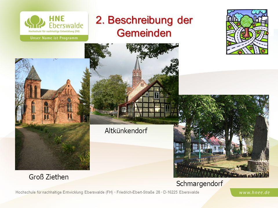 Projektteam Regionale Esskultur Brandenburg · HNE Eberswalde (FH) · Modul Projektplanung und -managementSeite 7 Hochschule für nachhaltige Entwicklung