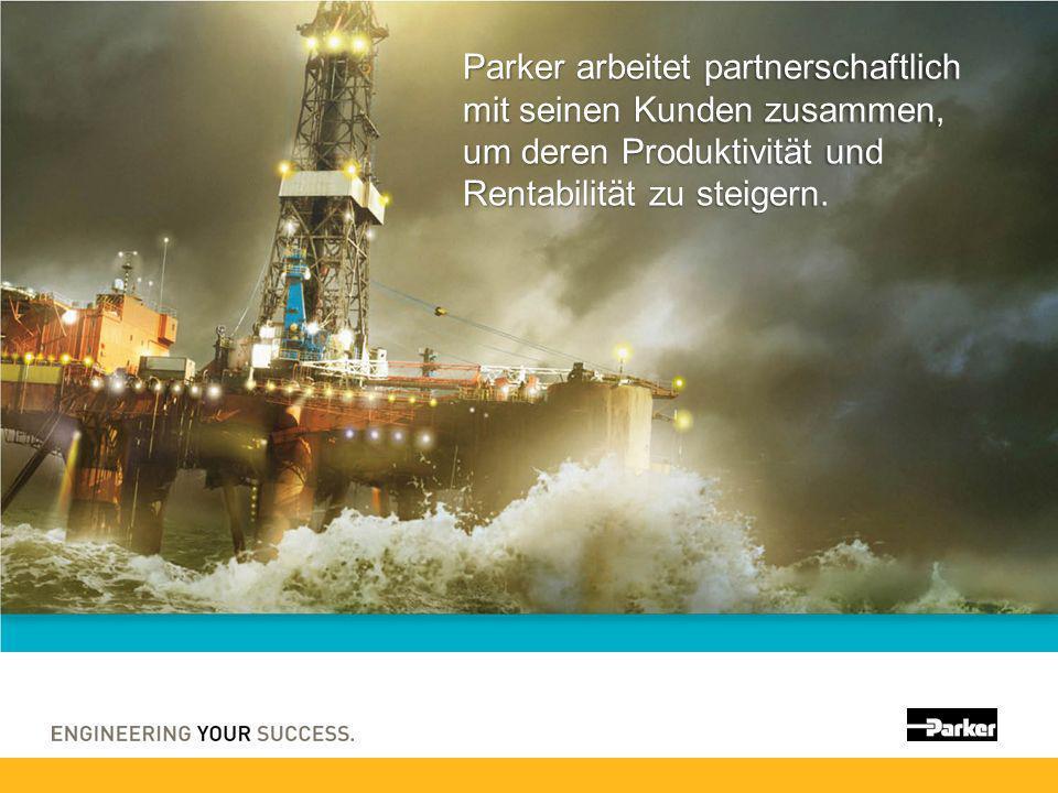 Arbeiten bei Parker Für Parker sind die persönliche Entwicklung und die Zufriedenheit im Beruf entscheidend für den Unternehmenserfolg.