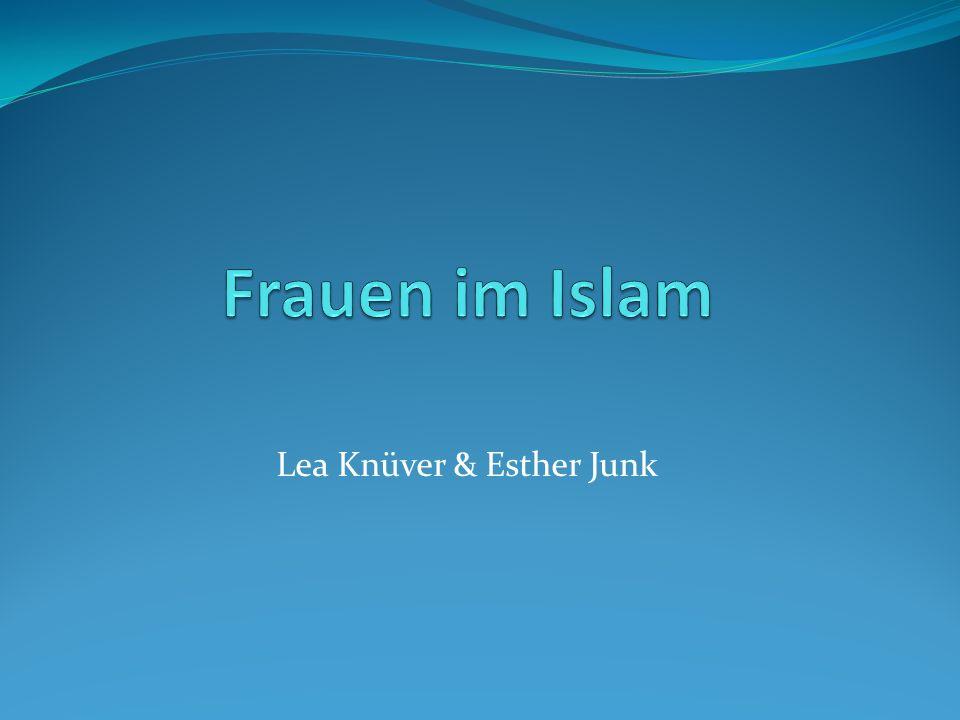 Lea Knüver & Esther Junk