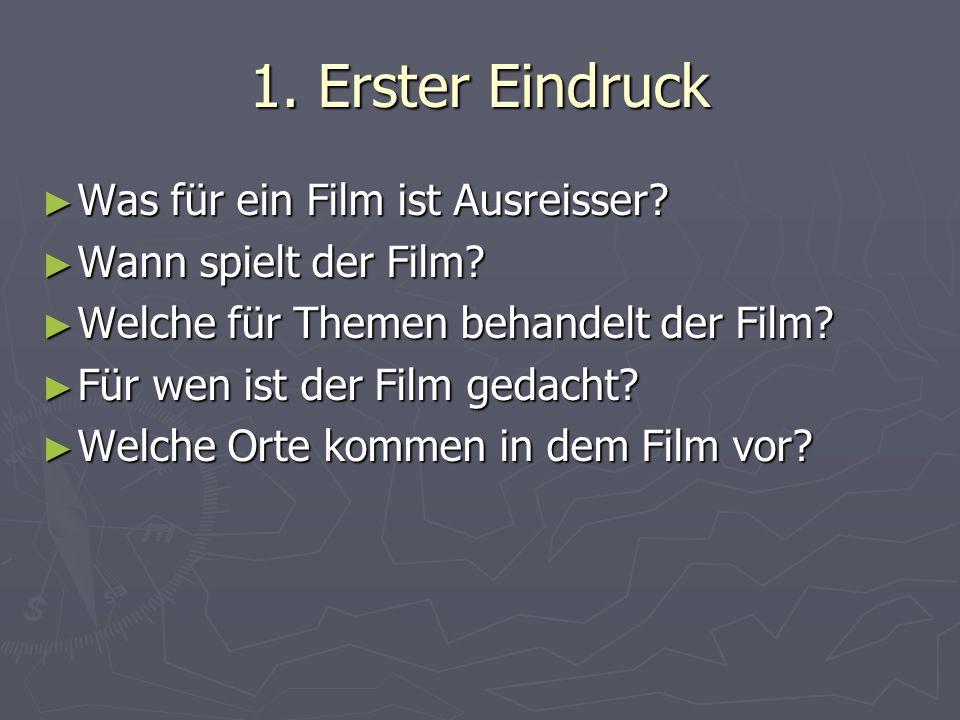 11.Der Film spielt in der Hafenstadt Hamburg, die im Norden Deutschlands liegt.
