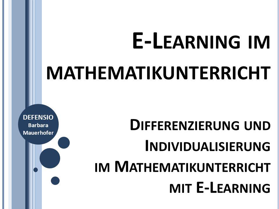 M ERKWÜRDIGE P UNKTE 4.E RGEBNISSE Barbara Mauerhofer E-Learning im Mathematikunterricht Differenzierung und Individualisierung im Mathematikunterricht mit E-Learning 1.H ÖHENSCHNITTPUNKT 2.S CHWERPUNKT 3.U MKREISMITTELPUNKT 4.I NKREISMITTELPUNKT 5.E ULER ` SCHE G ERADE 6.J UST 4F UN 21
