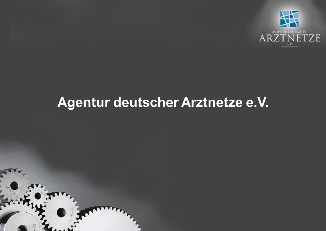 Agentur deutscher Arztnetze e.V.