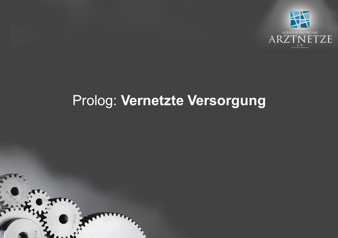 Prolog: Vernetzte Versorgung