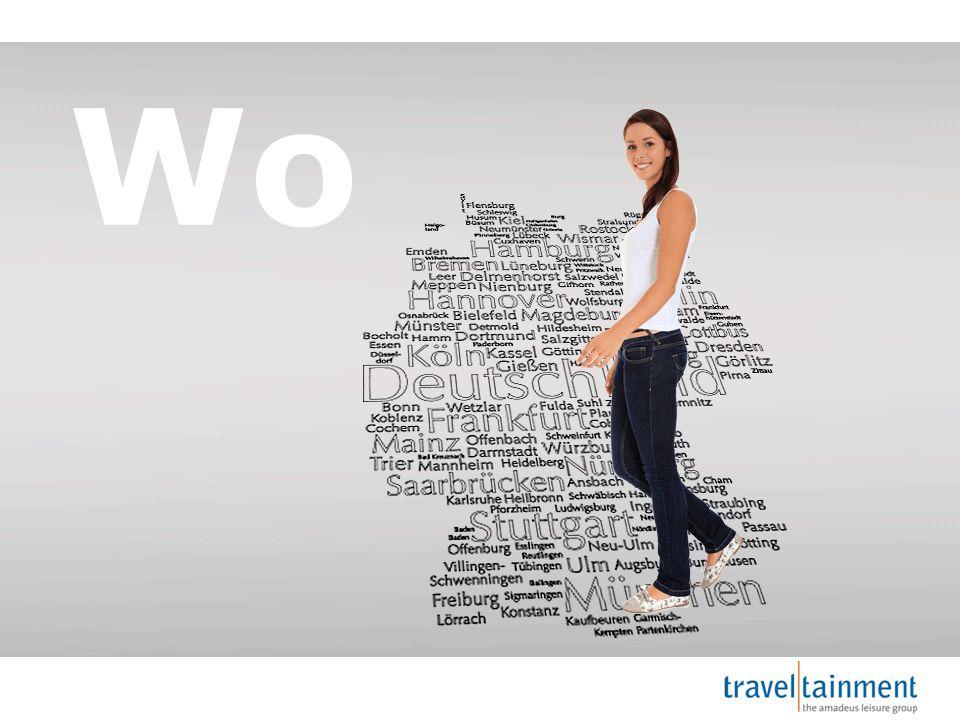 © 2013 TravelTainment die potenziellen Kunden sind Wo