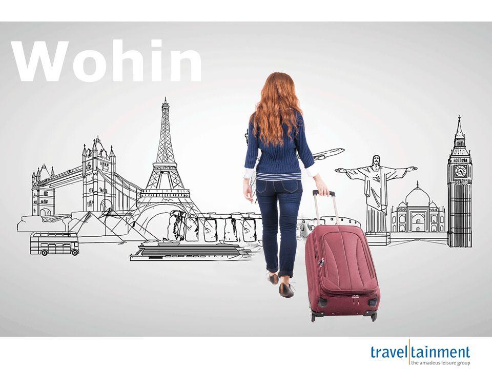 © 2013 TravelTainment die Kunden reisen Wohin