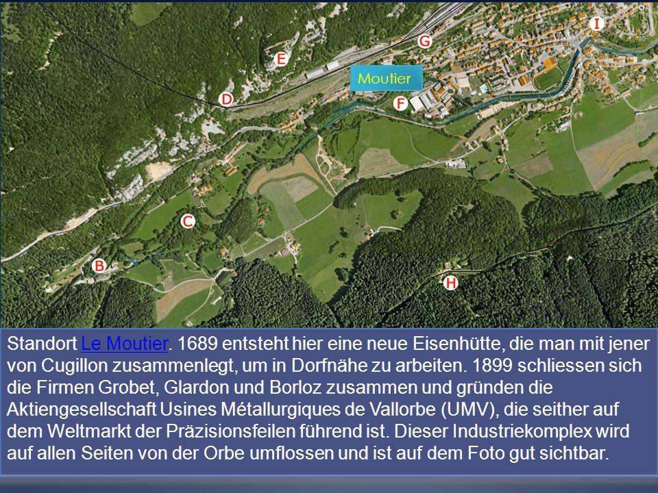 6099 Meter Der TGV Paris – Lausanne durchquert den Mont dOr-Tunnel seit 1984 und erreicht die Schweiz in Vallorbe.