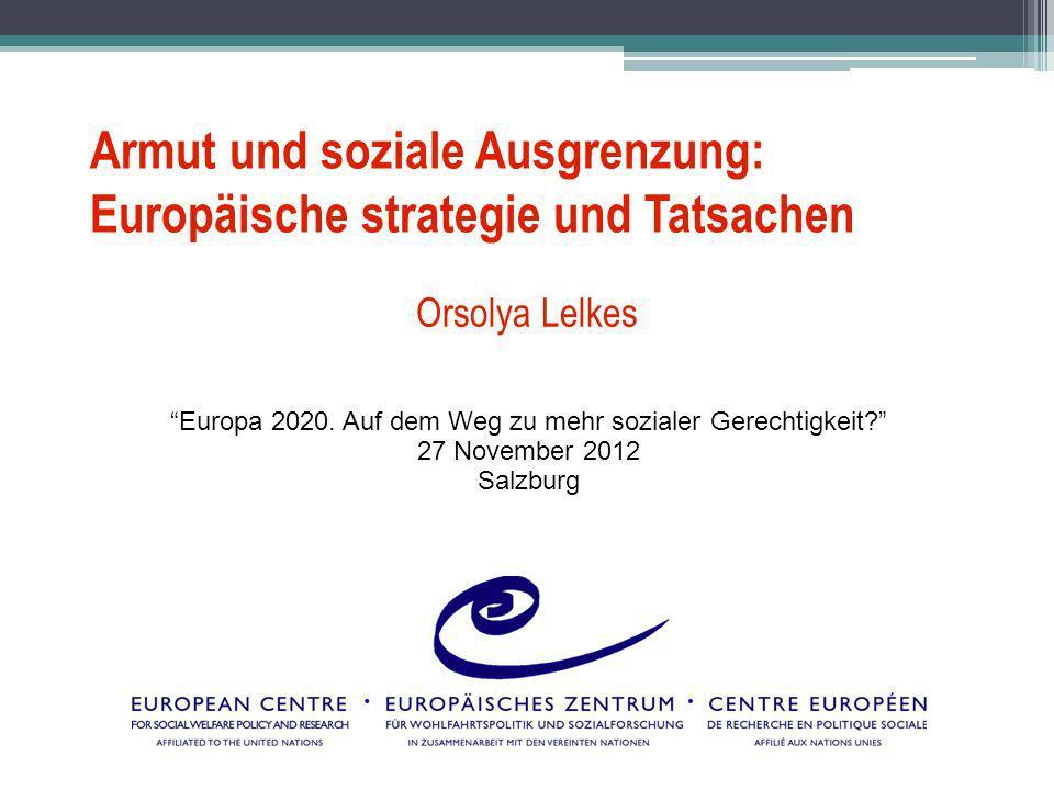 Konklusion Konflikt zwischen die neue wirtschaftspolitische Steuerung und die EU 2020 Strategie (Intelligentes, Nachhaltiges und Integratives Wachstum).