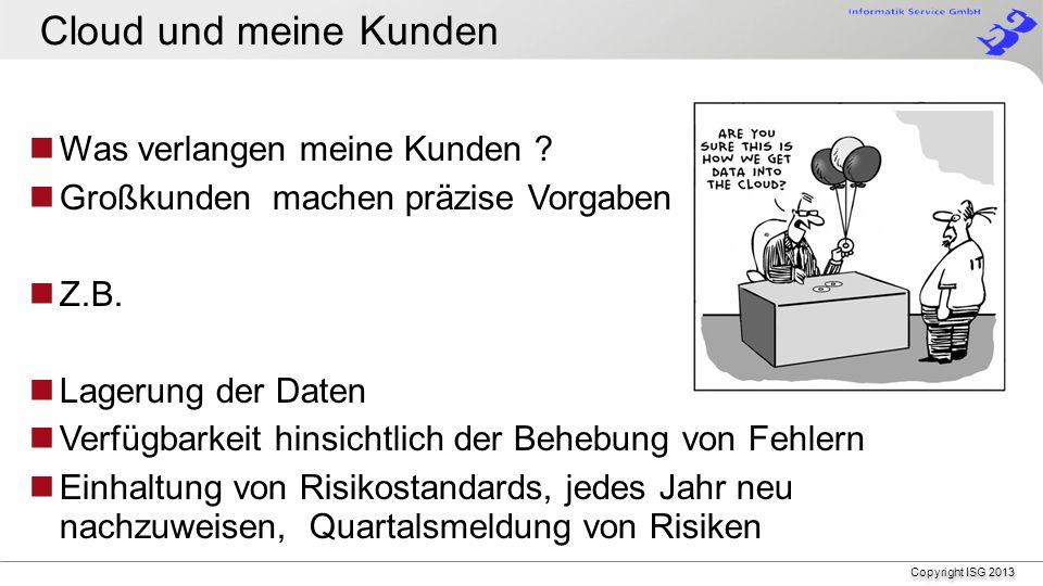 Copyright ISG 2013 Jurist.