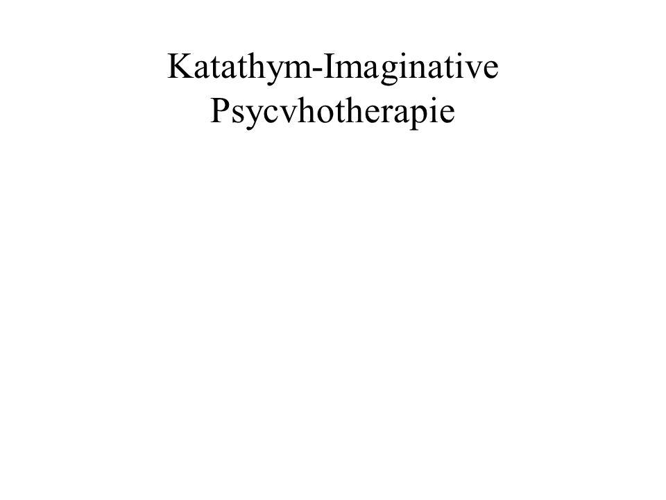 Katathym-Imaginative Psycvhotherapie