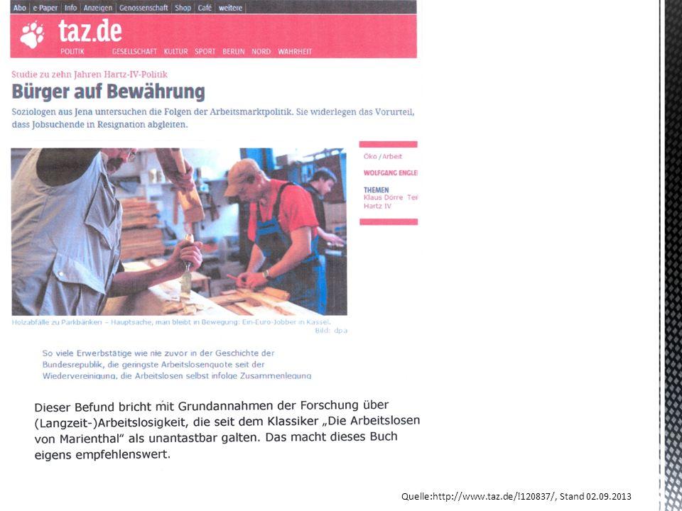 Quelle:http://www.taz.de/!120837/, Stand 02.09.2013