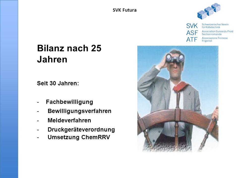 Präsidialzeiten Trepp Technik Schaller Unternehmer Stampfler Kommunikation Bilanz./. SVK Futura