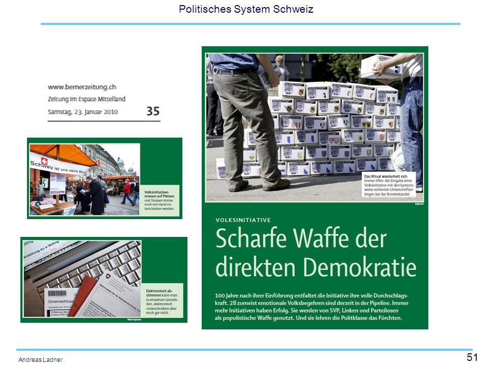 51 Politisches System Schweiz Andreas Ladner