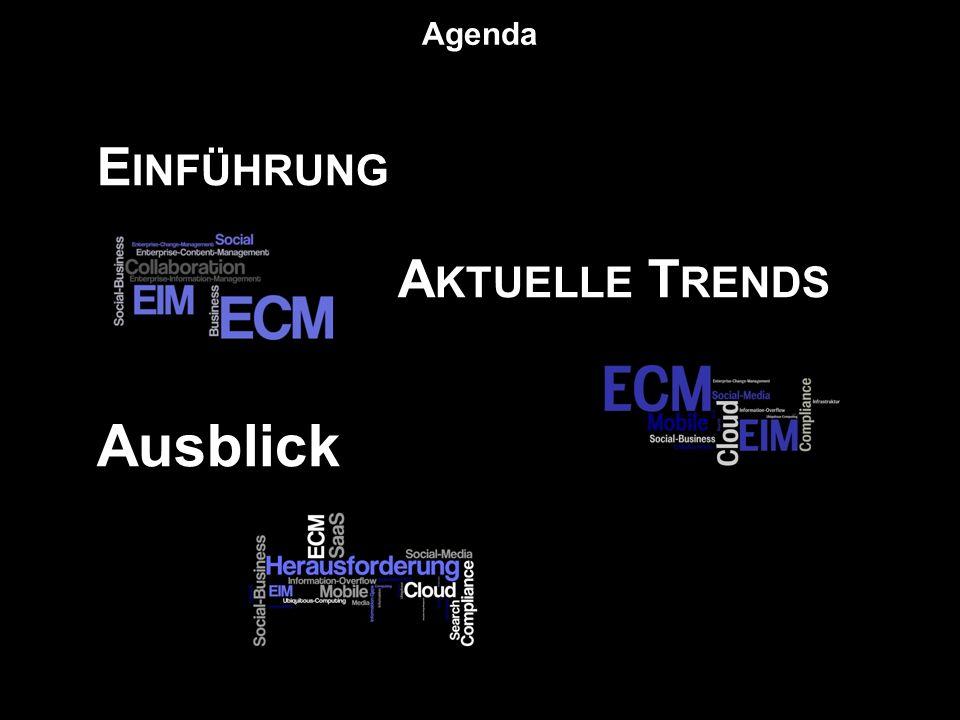 ECM zwischen Mobile, Compliance und CloudKeynote DMS Expo 2011Dr.
