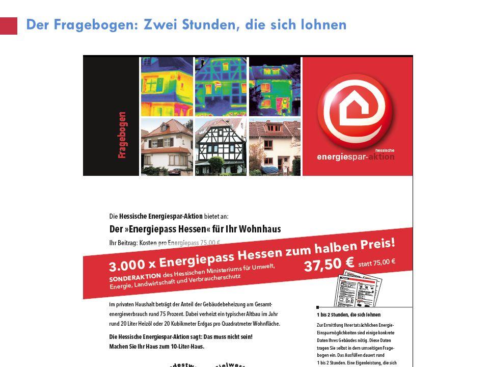 Der Fragebogen zum Energiepass Hessen