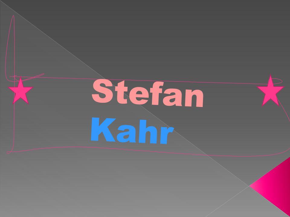Stefan Kahr
