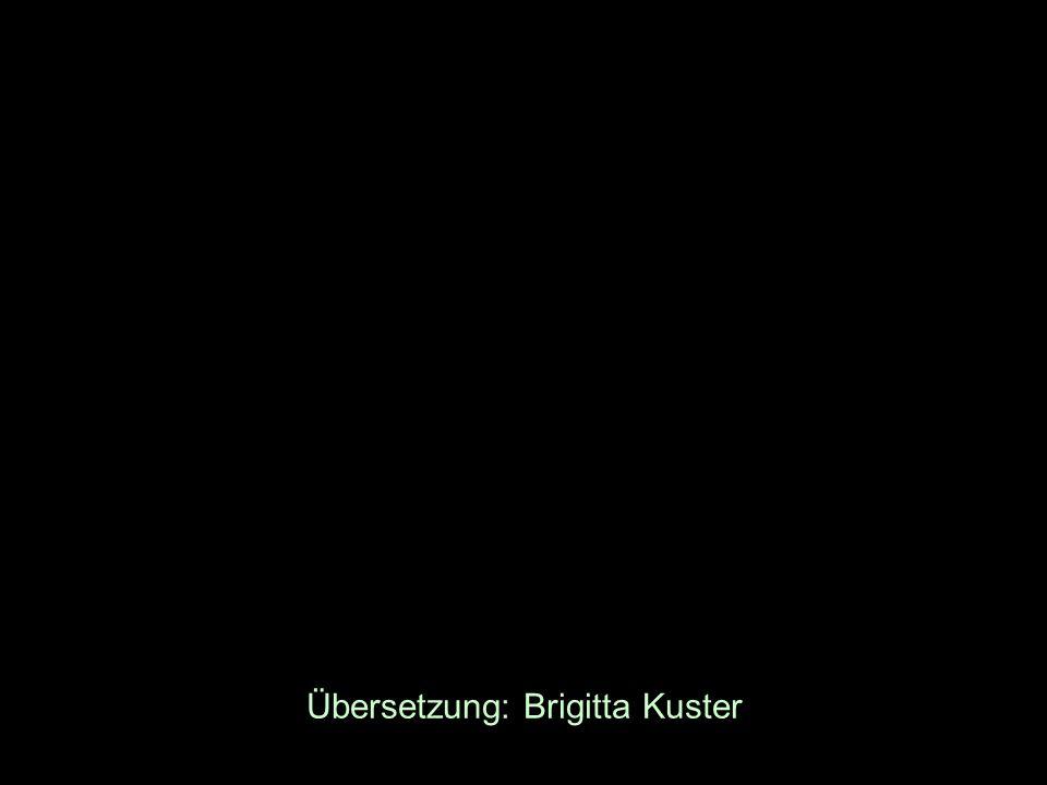 Übersetzung: Brigitta Kuster
