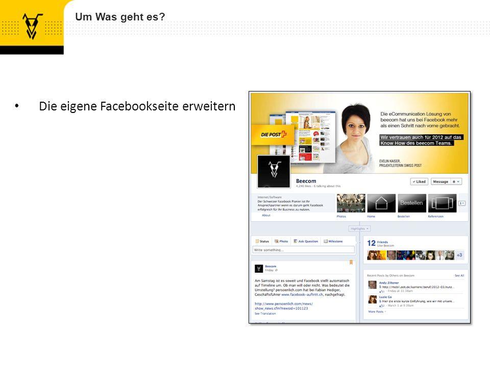 Deine Seiten Bearbeiten 3.Bilder einfügen & bearbeiten Speichern!.