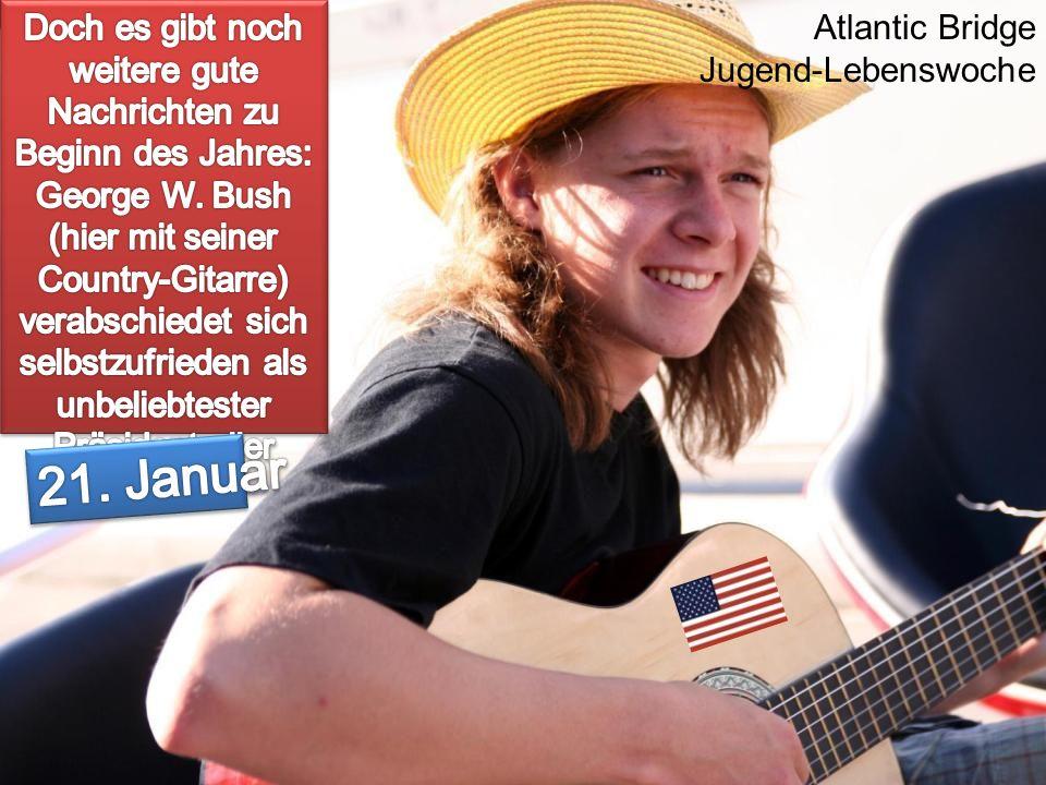 Atlantic Bridge Jugend-Lebenswoche