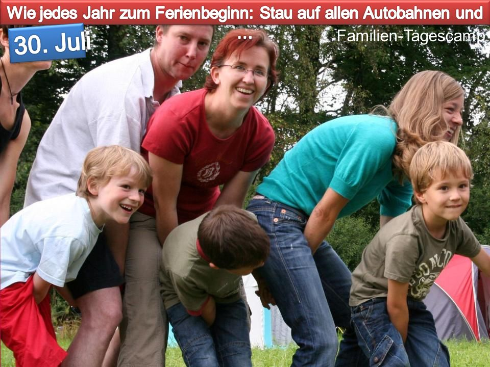 Familien-Tagescamp
