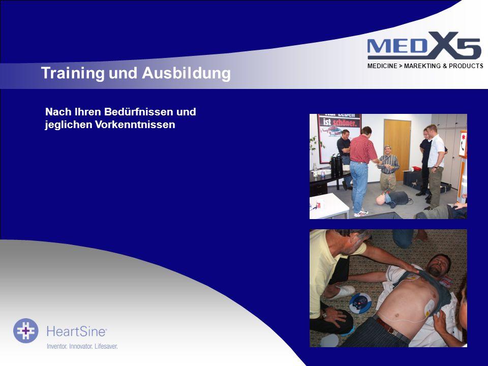 Training und Ausbildung Nach Ihren Bedürfnissen und jeglichen Vorkenntnissen