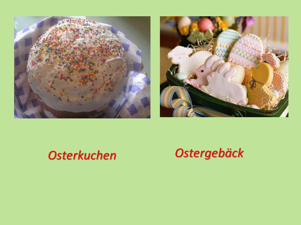 Osterkuchen Ostergebäck