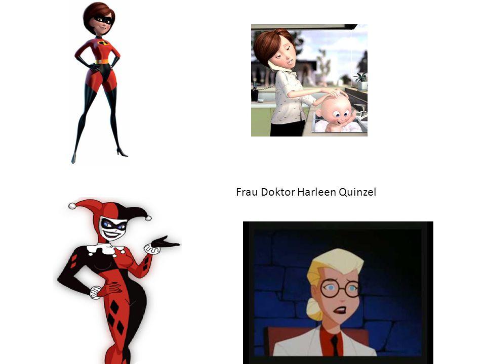 Frau Doktor Harleen Quinzel