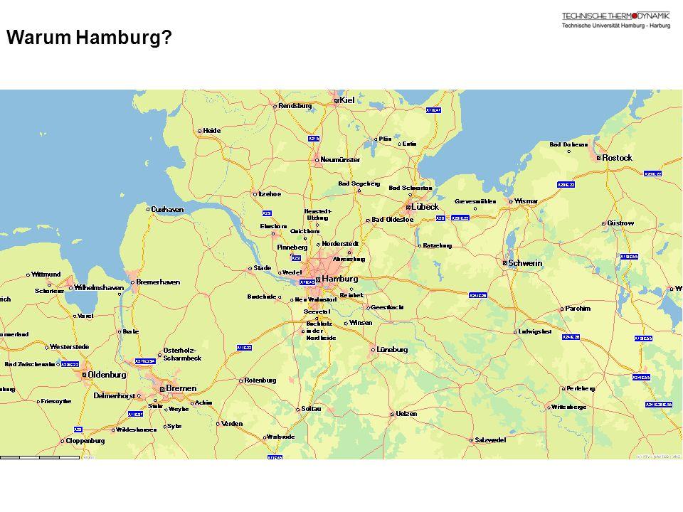 Warum Hamburg?