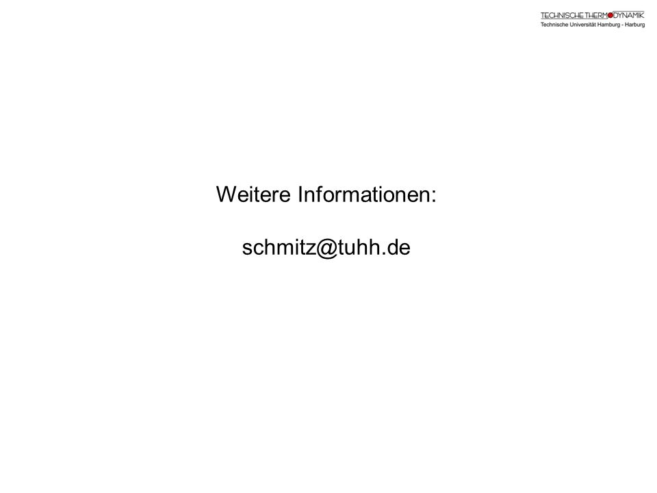 Weitere Informationen: schmitz@tuhh.de