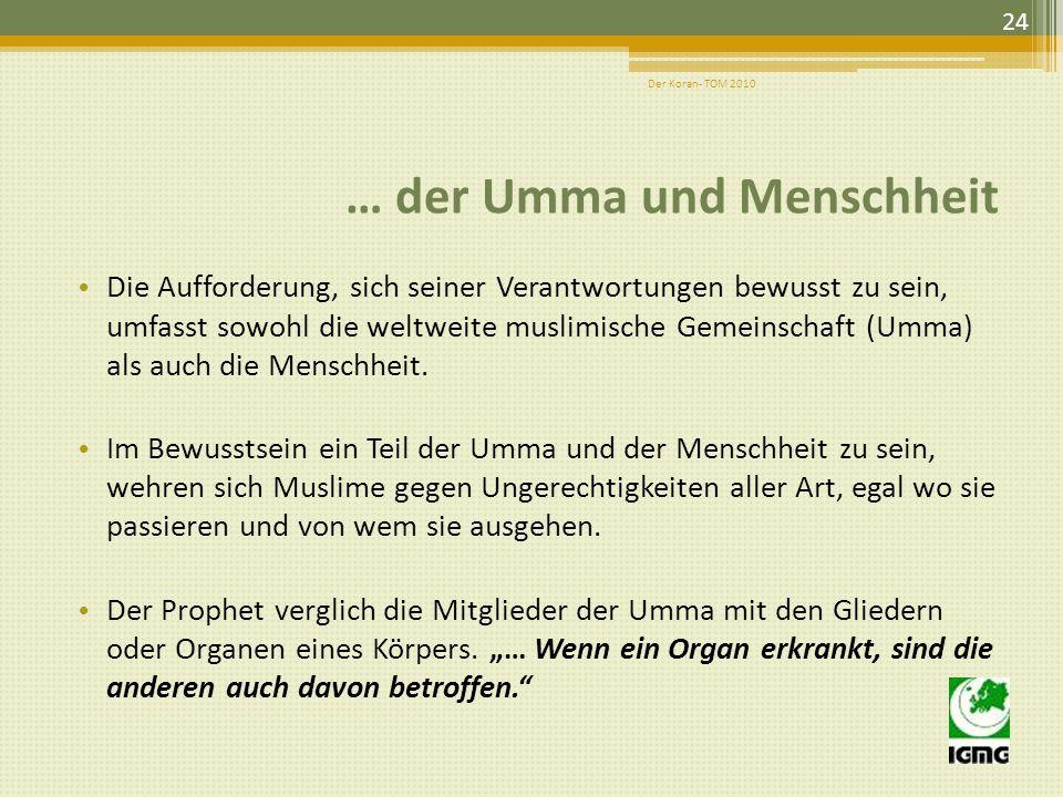 Moscheen sind um gute Nachbarschaft bemüht. Sie laden ihre Nachbarn zu Veranstaltungen ein oder informieren sie über ihre Aktivitäten. Auch der Tag de