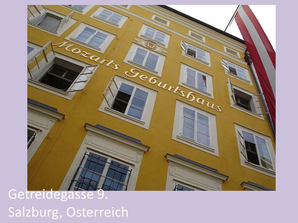 Die Reise durch Europa München Augsburg Mannheim Paris London Zurich