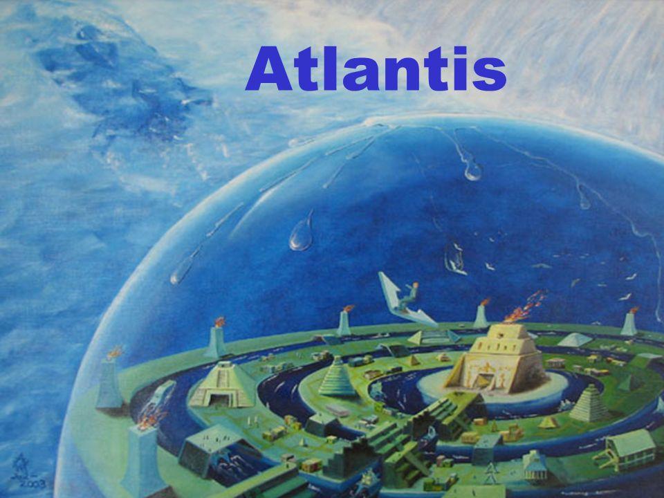 Wo war Atlantis? In der Ostsee? N E I N !