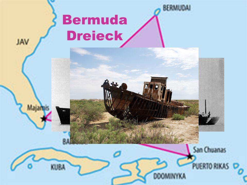 Atlantischer Kristalltempel Dimensionstor Bermuda Dreieck
