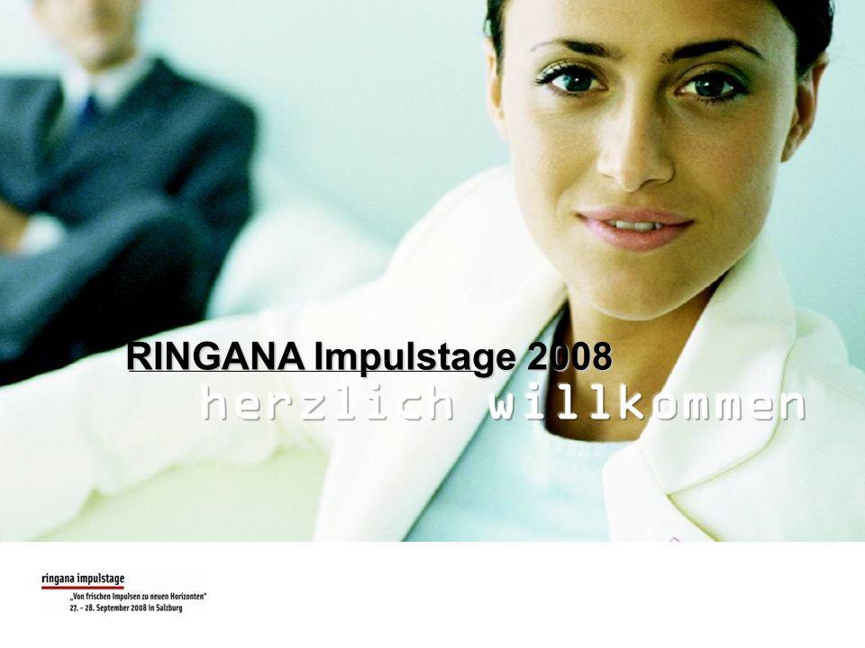 RINGANA Impulstage 2008