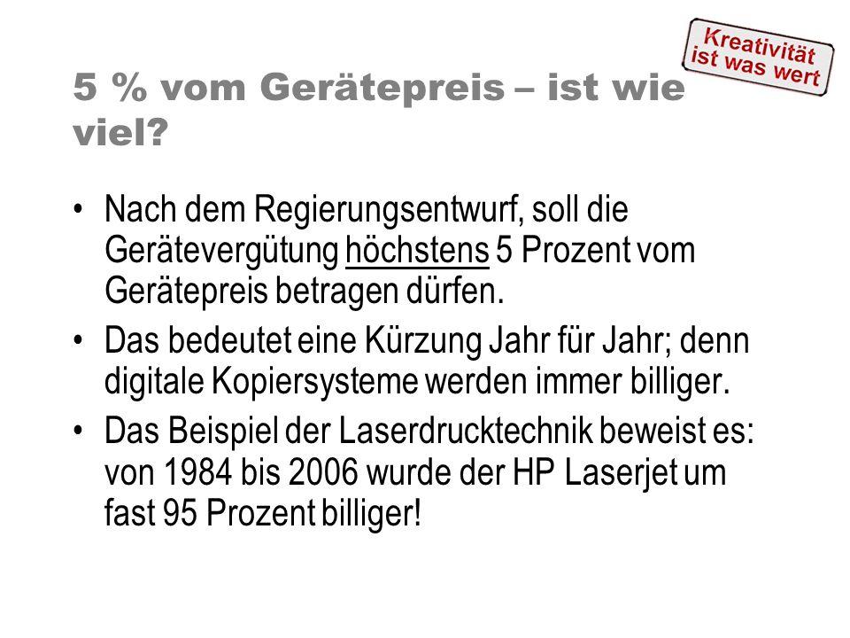 Marktführer HP und seine Preise: Gleicher Preis mit und ohne Gerätevergütung......