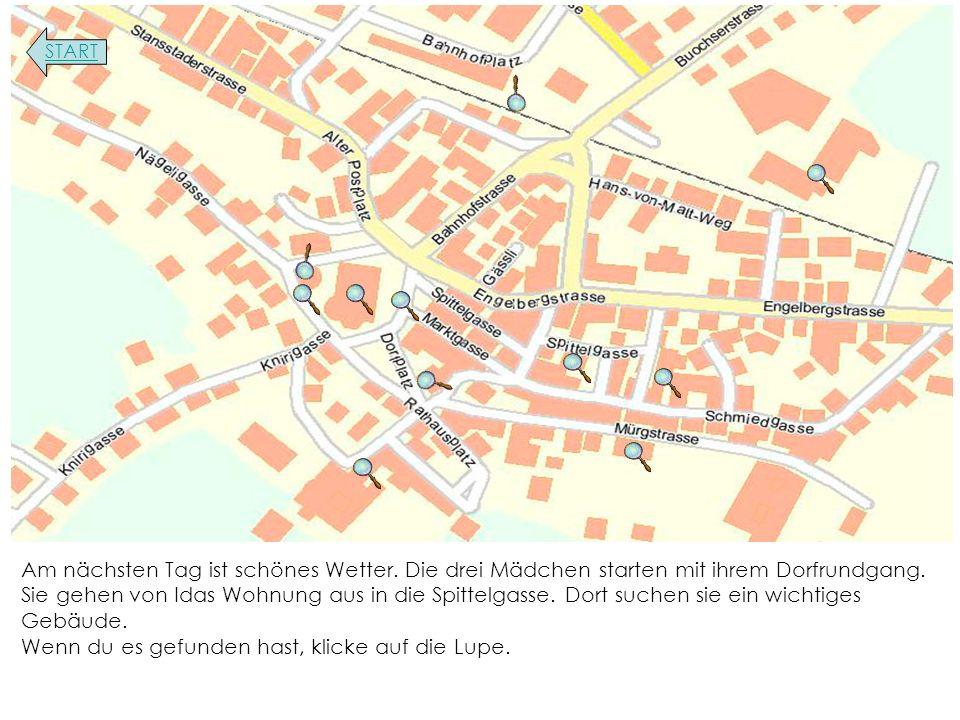 Das alte Zeughaus Das alte Zeughaus ist gross.Es gehört dem Kanton Nidwalden.