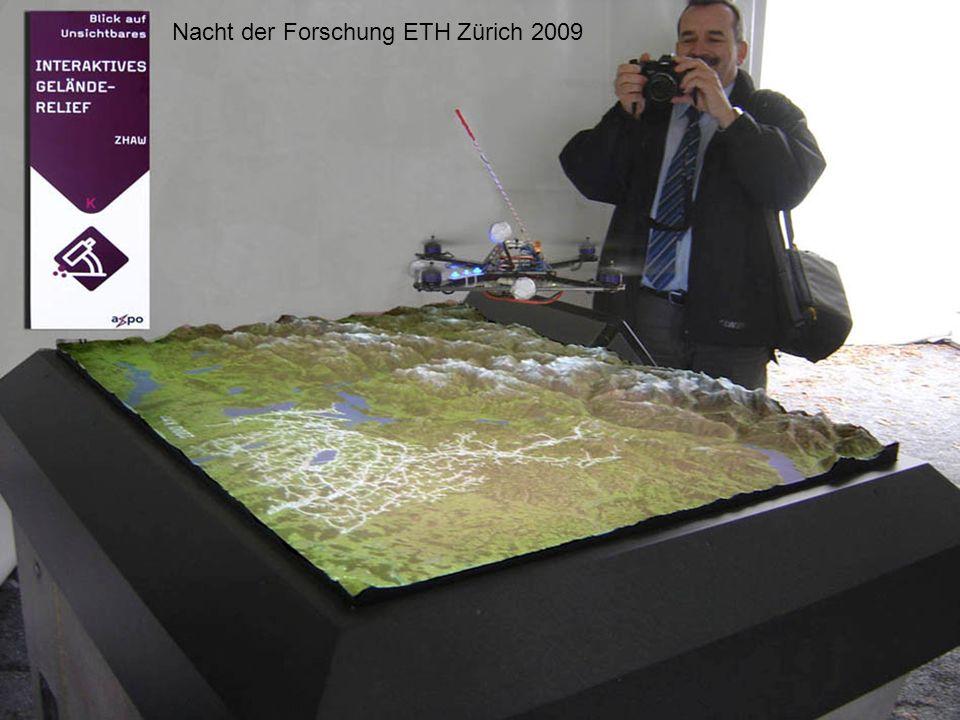 Nacht der Forschung ETH Zürich 2009