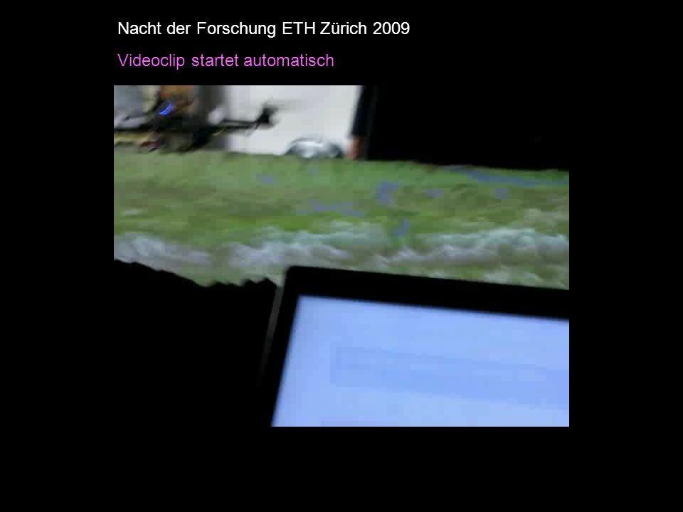 Videoclip startet automatisch
