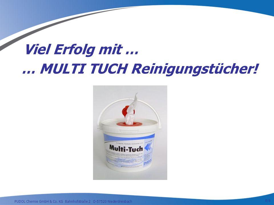 PUDOL Chemie GmbH & Co.