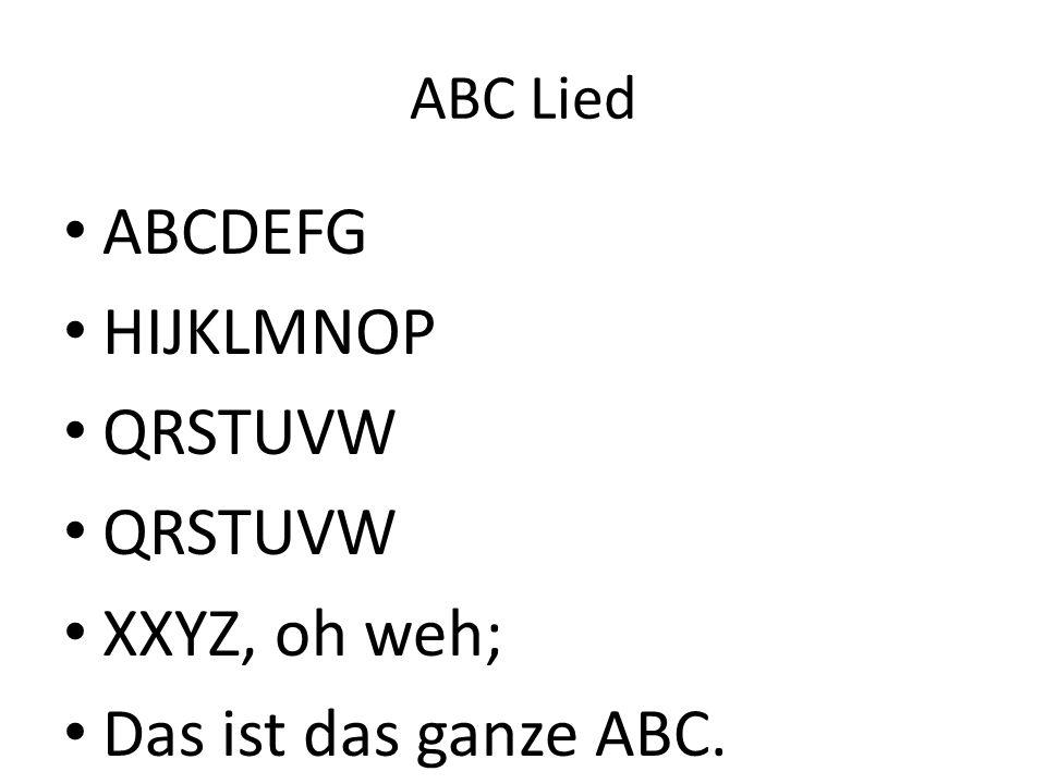 Conjugation To BeSEIN I amIch bin You aredu bist He/She/It isEr/sie/es ist We areWir sind You areIhr seid They areSie sind