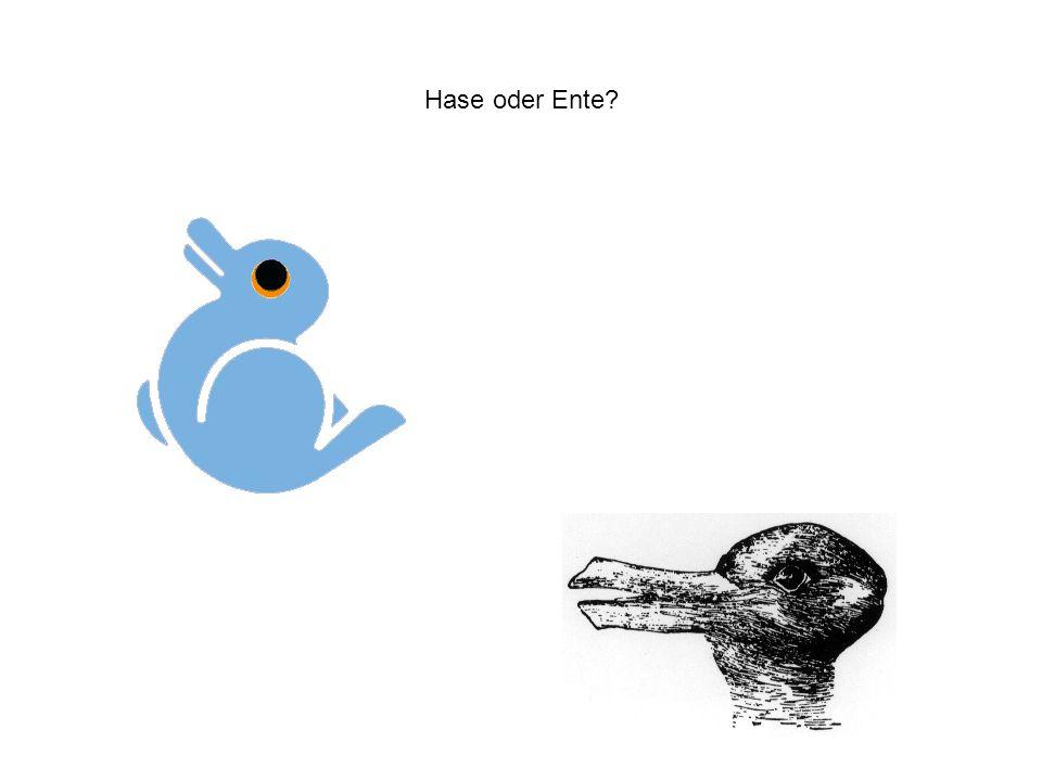 Hase oder Ente?