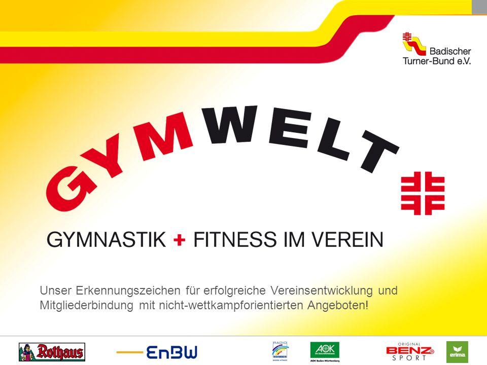 Angebote beim TV Gelb-Blau Schwarzwald Infos & Kontakt: TV GB Schwarzwald Bergstraße 1 78001 Hochtal Tel.: 07899-1234 E-Mail: gymwelt@ gb-schwarzwald.de www.gb-schwalzwald.de GYMWELT – Umsetzungsbeispiel MontagDienstagMittwochDonnerstagFreitagSamstagSonntag 9:00 Uhr Lauftreff Halbtags- Wanderung (jeden 2.
